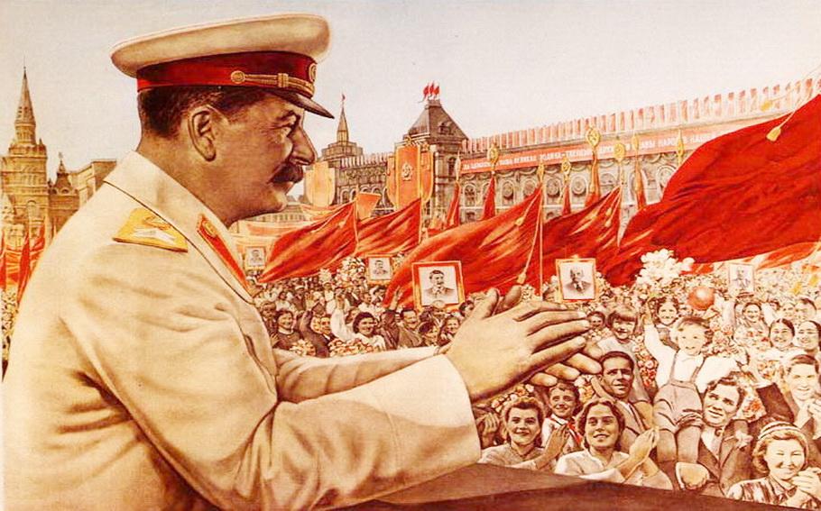 Америка подняла СССР