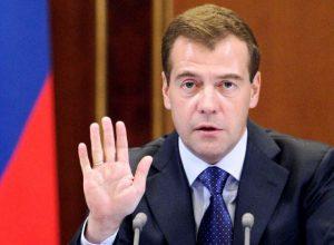 Медведев в бизнес