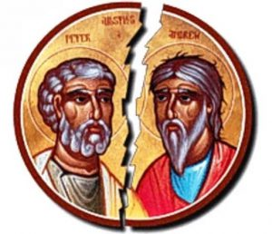 церковные расколы